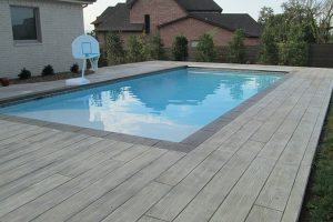 How stamped concrete can improve your home