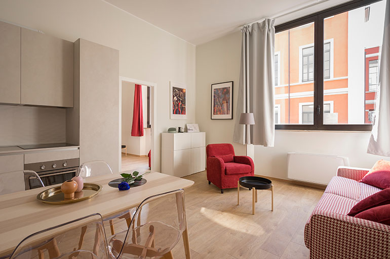 Key tips on designing your new budget apartment