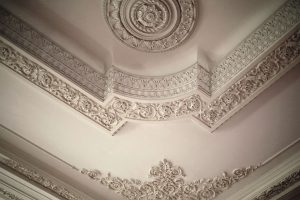 Benefits of plastering the ceilings