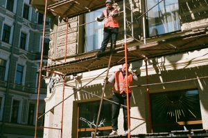 How safe is scaffolding?