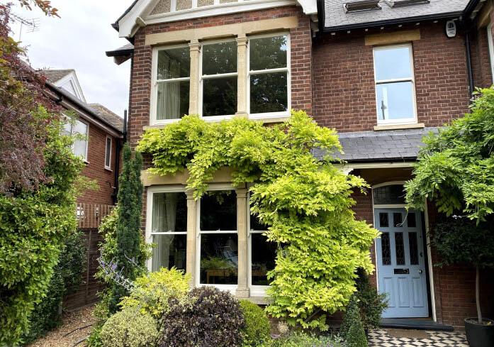 contemporary british house