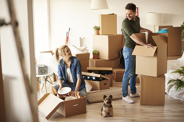 What to consider if you're planning to move to a new house