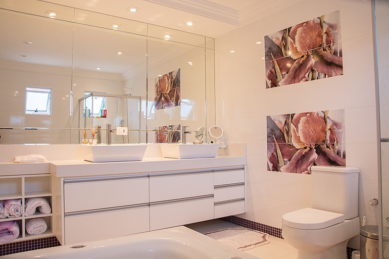 Smart tips to design your ensuite bathroom