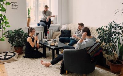 Tips on how to have a relaxing home after your move