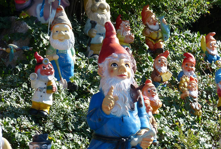 History of garden gnomes