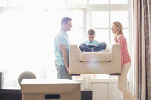 Bought a new house? Here's what you need to do on moving day