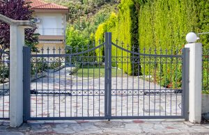 Choosing wrought iron gates for your property