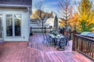 Different styles of decking for your home