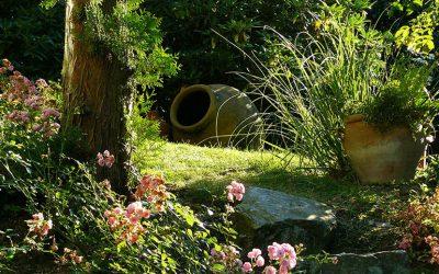 How to create a zen refuge in your very own garden