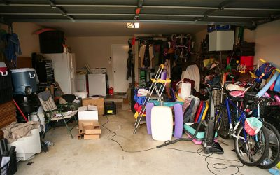 Tips for organizing your garage