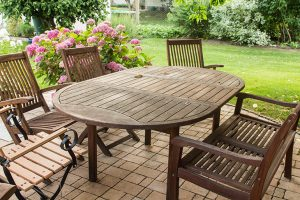 How to revive your outdoor furniture