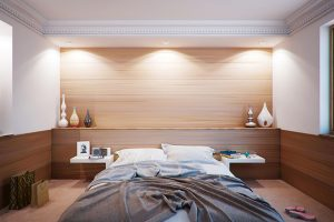 Easiest ways to make a small bedroom look great