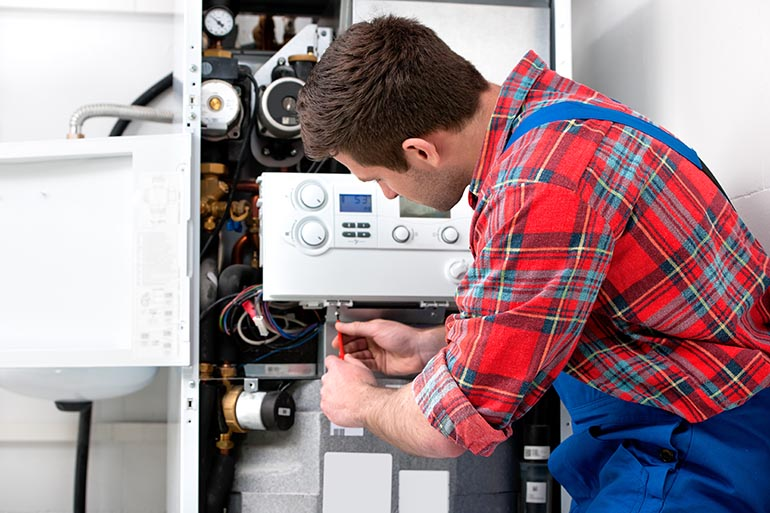 How much does a boiler service cost?
