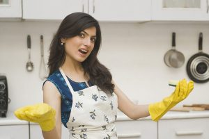 How to organize the cleaning of your kitchen